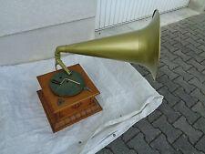 Grammophon Trichtergrammophon