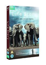 David Attenborough Life Story (2014) Complete BBC Series DVD New & Sealed R4