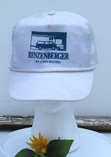 Renzenberger Inc. Ivory Slider Closure Cap