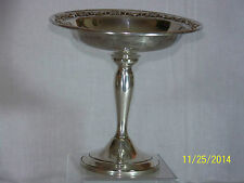 Sterling Silver Gorham Tall Compote
