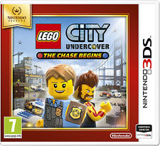 LEGO City Undercover-Chase Begins Select Nintendo 3DS IT IMPORT NINTENDO