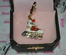Juicy Couture ROLLERBLADE SKATE CHARM NEW IN BOX