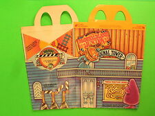 1983 McDonalds HM Box - McDonaldland Junction - signal tower