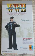 "Dragon Action Figure 1/6 ww11 alemán Victor 70584 12"" en Caja hizo Cyber Hot Toy"