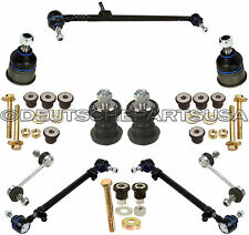 MERCEDES W115 230 250 220 280 SWAY BAR DRAG LINK TIE ROD BALL JOINT BUSHING KIT
