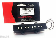 NEW micro Jazz bass FENDER manche MIM 0058294000