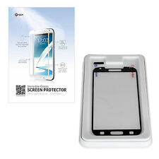 GGS Self-Adhesive Glass LCD Screen Protector for Samsung Galaxy S4 IV Black