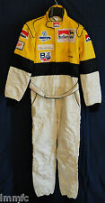 Racing SUIT Tuta RACING SPARCO Thomas BIAGI F3 BVM Dallara Mugen signed