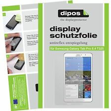 2x Samsung Galaxy Tab Pro 8.4 T325 Film de protection d'écran antireflet