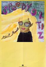 SPEEDY ORTIZ PROMO POSTER REAL HAIR (A7)