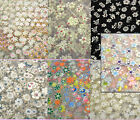3D Nail Art Stickers Crystal Flowers Gel Stones Decals on Sale Wholesale