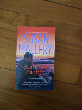 Summer Nights by Susan Mallery (2012) Paperback