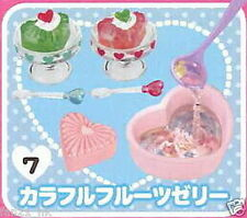Japan Re ment Heart Sweets Cake Chocolate Desserts rement RARE No.07