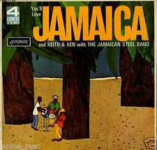 london LP : KEITH & KEN-you'll love jamaica   (hear)   great ska