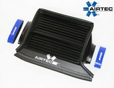 AIRTEC MINI COOPER S R53 TOP MOUNT INTERCOOLER aggiornamento FINITURA NERA