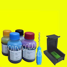 400ml refill ink for Canon PG-640 CL-641 540 541 cartridge refillable MX436