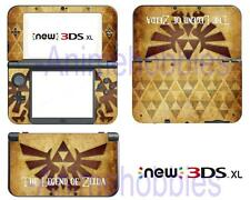 Anime Legend of Zelda Link Vinyl Skin Sticker Decal for Nintendo New 3DS XL 2015