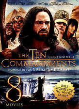 8-Movie Bible Stories Collection DVD***NEW***