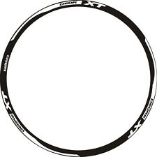 XT Bike Rim Wheel Decal Stickers MTB Replacement Kit 20mm FOR 26/27.5/29ER