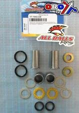 Suzuki DRZ400 DRZ 400 E/S/SM 2000 - 2012 All Balls Swingarm Bearing & Seal Kit