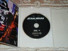 Star Wars 5 Episode V The Empire Strikes Back, Region 1 DVD with old cover art