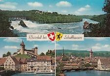 045 / AK Ansichtskarte  Rheinfall bei Schaffhausen Schweiz