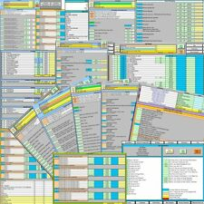Price Zip Electrical Estimating Excel Template. Price by simple questions