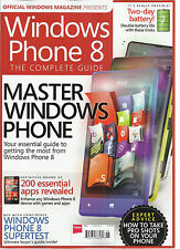 OFFICIAL WINDOWS MAGAZINE, WINDOWS PHONE 8  THE COMPLETE GUIDE ( TWO DAY BATTERY