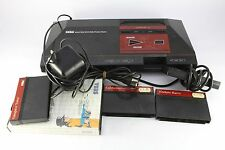 Sega Master System Console Pal Mark 1 Califirnia Games & Gangster Town Tested