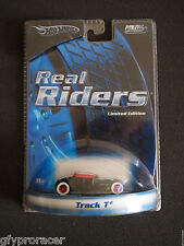 2005 HOT WHEELS REAL RIDERS LIMITED EDITION 33 FORD LO BOY
