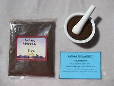 NEW MEXICO PURE ANCHO CHILE POWDER  8 OUNCES  Fresh!!  *Free Shipping for USA*