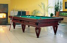 Billard DIJON 9 ft Billardtisch Billiard Pool Poolbillard - eigenes Design!
