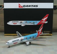 "Gemini Jets Qantas ""Disney Planes"" B767-300 ""Sold Out"" 1/200"
