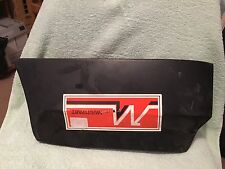 LEYLAND SHERPA MK 1 NEW DRIVERS FRONT LOWER VALANCE CORNER PANEL