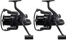 Brand New 2 X Sonik TOURNOS 8000 Big Pit Carp Reels With Spare Spools RRP £300