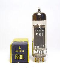 Siemens E80L Verstärker Röhre, Made by Philips Herleen, NOS