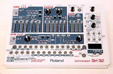 Roland SH-32 Synthesizer Drum Machine Sequencer World Ship