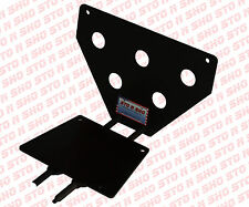 2006-2008 Ford Mustang Shelby GT STO-N-SHO Removable Front License Plate Bracket