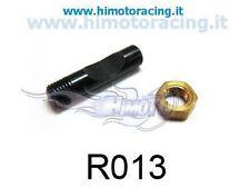 R013 VITE CARBURATORE PER MOTORE VERTEX .18 DA 3cc CARBURETOR POST VTX HIMOTO