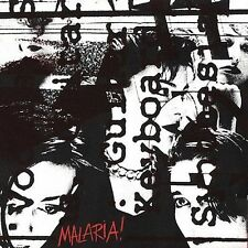 MALARIA, Compiled 1981-1984, Excellent