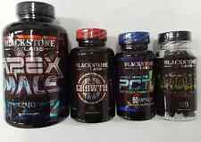 Blackstone Labs Apex Male - Growth - PCT V - Eradicate Stack! New -Free Shipping
