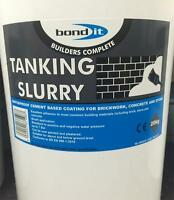 BOND IT BUCKET CEMENT BASED TANKING SLURRY FOR STONE BRICK CONCRETE WATERPROOF
