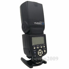 Yongnuo 2.4G wireless speedlite flash YN-560 IV  for Canon Nikon Sony Panasonic