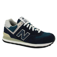 New Balance  ML574MESHW Navy Suede Trainers Brand new Shoes Size 7 UK 40.5 EU