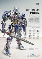 CC-OP: Comicave 1/22 Scale Optimus Prime 50% Diecast Metal Collectible Figure