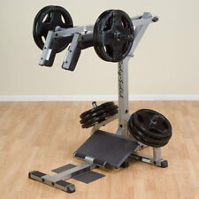 Body-Solid GSCL360 Leverage Squat and Calf Machine
