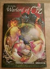 GRIMM FAIRY TALES PRESENTS WARLORD OF OZ HC REPRINTS #1-6 DUST JACKET