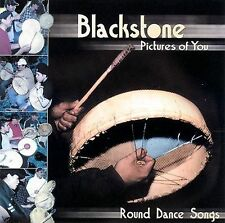 Blackstone CD Pictures of You Round Dance Songs Native American MINT RARE
