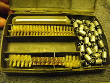 West German Pocket Cleaning Kit for a 308 Caliber HK Rifle, Fair Cond