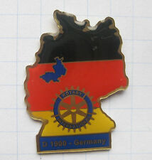 ROTARY INTERNATIONAL / D 1900 GERMANY ................Pin (184d)